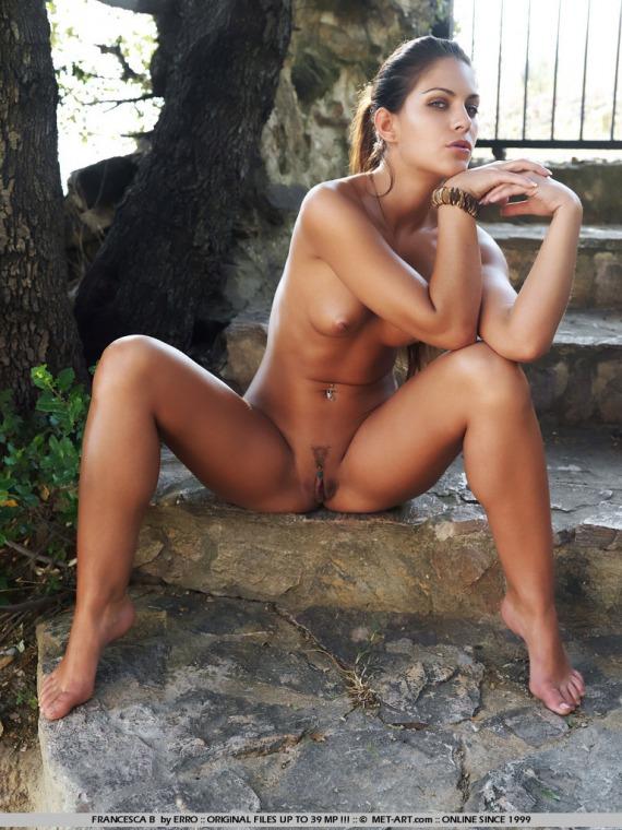met-art nude francesca