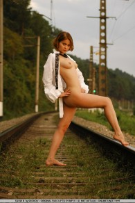 Silvia B MetArt Railroad