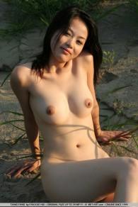 Tiang Fang MetArt Presenting Tiang Fang